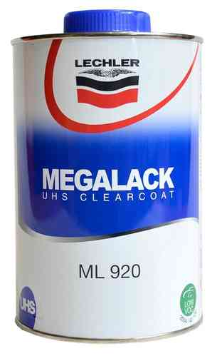 Lechler 2K UHS Clearcoat