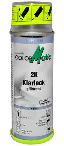 ColorMatic 2K Hi-Speed Klarlack
