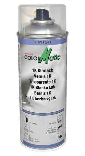 ColorMatic 1K Klarlack